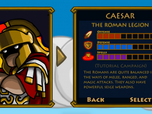 Онлайн игра Война в Риме (изображение №2)