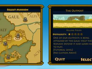 Онлайн игра Война в Риме (изображение №3)