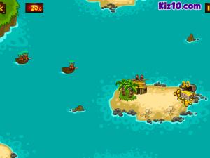 Онлайн игра Битва викингов: Защита золота  (Viking Warfare) (изображение №2)