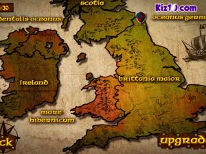 Онлайн игра Битва викингов: Защита золота  (Viking Warfare) (изображение №7)