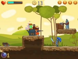 Онлайн игра Король Средневекового королевства (Steam King) (изображение №6)