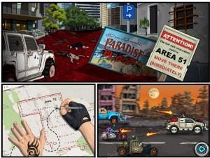 Онлайн игра Мёртвый рай 2 (Dead Paradise 2) (изображение №2)