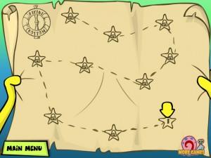 Онлайн игра Спанч Боб в маске (Sponge bob m-mask) (изображение №2)