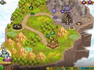 Онлайн игра Защита средневекового королевства (Takeover) (изображение №2)
