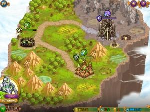 Онлайн игра Защита средневекового королевства (Takeover) (изображение №11)