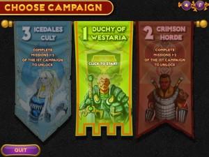 Онлайн игра Защита средневекового королевства (Takeover) (изображение №9)