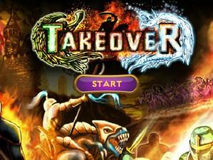 Онлайн игра Защита средневекового королевства (Takeover) (изображение №1)