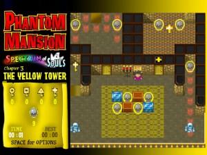 Онлайн игра Замок с привидениями 3 (Phantom Mansion Chpater 3 The Yellow Tower) (изображение №4)