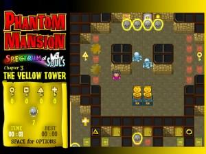 Онлайн игра Замок с привидениями 3 (Phantom Mansion Chpater 3 The Yellow Tower) (изображение №5)