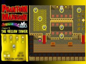 Онлайн игра Замок с привидениями 3 (Phantom Mansion Chpater 3 The Yellow Tower) (изображение №8)