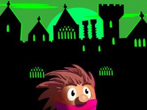 Онлайн игра Замок с привидениями 4 (Phantom Mansion Chapter 4 The Green Gallery) (изображение №8)