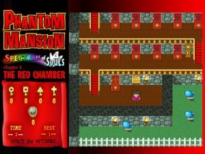 Онлайн игра Замок с привидениями 1 (Phantom mansion Chapter 1 The Red Chamber) (изображение №5)