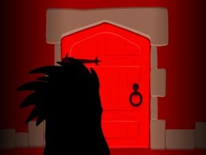 Онлайн игра Замок с привидениями 1 (Phantom mansion Chapter 1 The Red Chamber) (изображение №2)