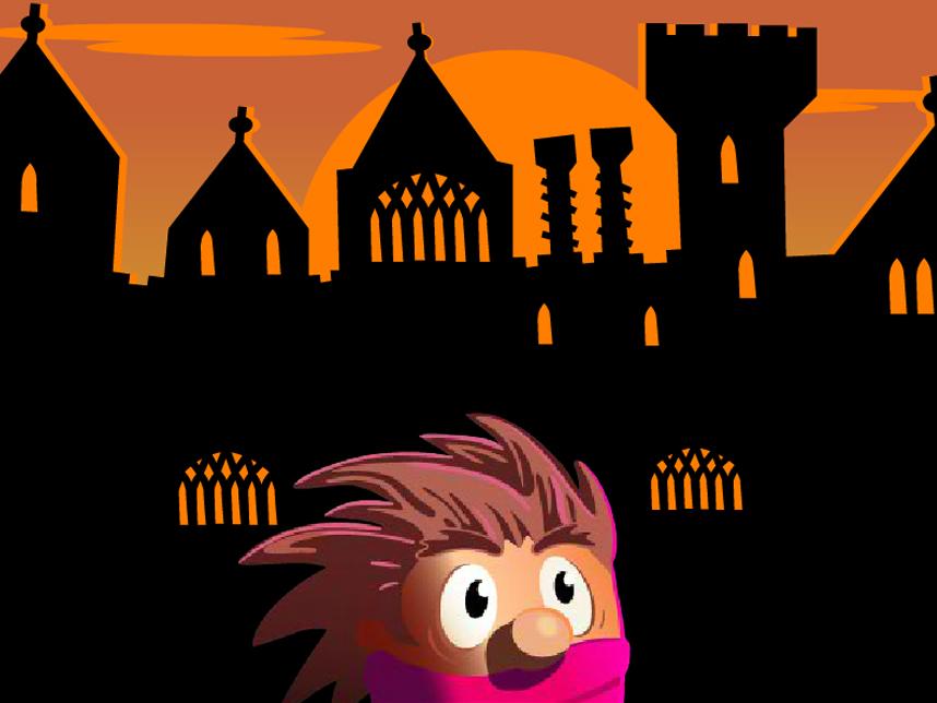 Игру Замок С Приведениями