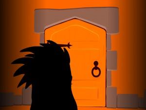 Онлайн игра Замок с привидениями 2 (Phantom Mansion Chapter 2 The Orange Library) (изображение №3)
