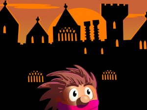 Онлайн игра Замок с привидениями 2 (Phantom Mansion Chapter 2 The Orange Library) (изображение №2)