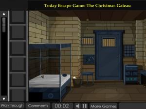 Онлайн Игра Побег из Тюрьмы 4 (Prison Escape 4) (изображение №2)
