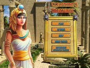 Онлайн игра Древние драгоценности Клеопатры  (ANCIENT JEWELS 3: CLEOPATRA) (изображение №5)