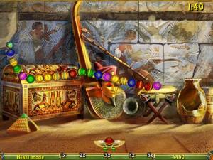 Онлайн игра Луксор  (Luxor) (изображение №3)