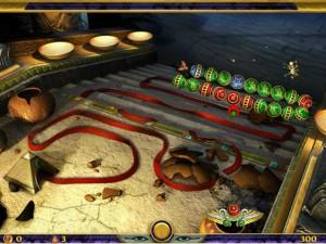 Онлайн игра Люксор Зума  (Luxor Zuma) (изображение №5)