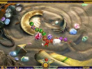 Онлайн игра Люксор Зума  (Luxor Zuma) (изображение №6)