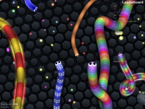 Онлайн игра Змейка онлайн (SLITHER Online) (изображение №3)