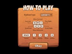 Онлайн игра Исследовать темницу (KEEP OUT!) (изображение №2)