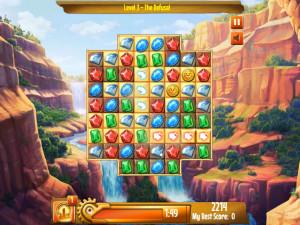 Онлайн игра Джевел Квест (Jewel Quest) (изображение №3)