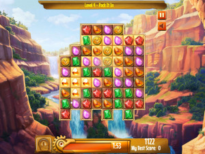 Онлайн игра Джевел Квест (Jewel Quest) (изображение №4)