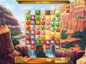 Онлайн игра Джевел Квест (Jewel Quest) (изображение №5)
