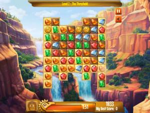 Онлайн игра Джевел Квест (Jewel Quest) (изображение №6)