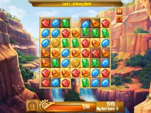 Онлайн игра Джевел Квест (Jewel Quest) (изображение №2)