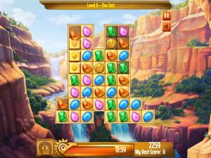 Онлайн игра Джевел Квест (Jewel Quest) (изображение №8)