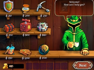 Онлайн игра Золотоискатель 2 (JEWELANCHE 2) (изображение №4)