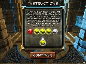Онлайн игра Подземелье камней   (Dungeon of Stone) (изображение №2)