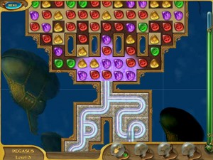 Онлайн игра Четыре элемента 2  (4 ELEMENTS 2) (изображение №9)