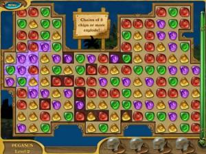 Онлайн игра Четыре элемента 2  (4 ELEMENTS 2) (изображение №6)