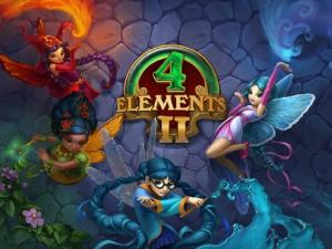 Онлайн игра Четыре элемента 2  (4 ELEMENTS 2) (изображение №2)