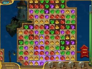 Онлайн игра Четыре элемента 2  (4 ELEMENTS 2) (изображение №10)