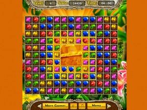 Онлайн игра Древние Сокровища Майя (Ancient Maya Treasures) (изображение №3)