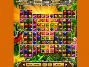 Онлайн игра Древние Сокровища Майя (Ancient Maya Treasures) (изображение №4)
