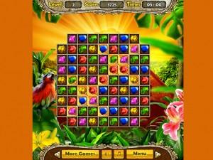 Онлайн игра Древние Сокровища Майя (Ancient Maya Treasures) (изображение №6)