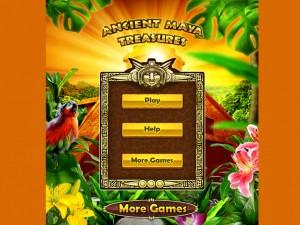 Онлайн игра Древние Сокровища Майя (Ancient Maya Treasures) (изображение №2)