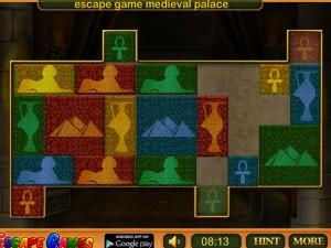Онлайн игра Побег из Древнеегипетского Храма (Ancient Egyptian Temple Escape) (изображение №3)