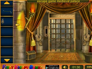 Онлайн игра Побег из Древнеегипетского Храма (Ancient Egyptian Temple Escape) (изображение №4)