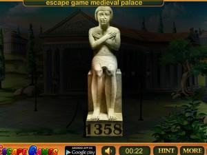 Онлайн игра Побег из Древнеегипетского Храма (Ancient Egyptian Temple Escape) (изображение №5)