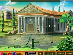 Онлайн игра Побег из Древнеегипетского Храма (Ancient Egyptian Temple Escape) (изображение №6)