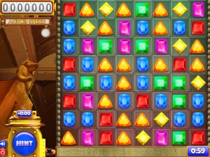 Онлайн игра Сокровища Фараона  (PHARAO TREASURES) (изображение №3)