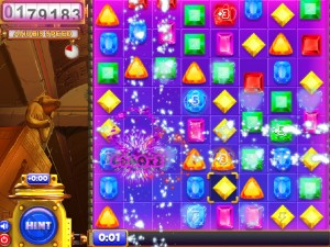 Онлайн игра Сокровища Фараона  (PHARAO TREASURES) (изображение №1)