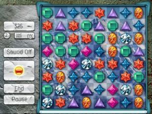 Онлайн игра Поиск кристалла  (JEWEL SEARCH) (изображение №3)